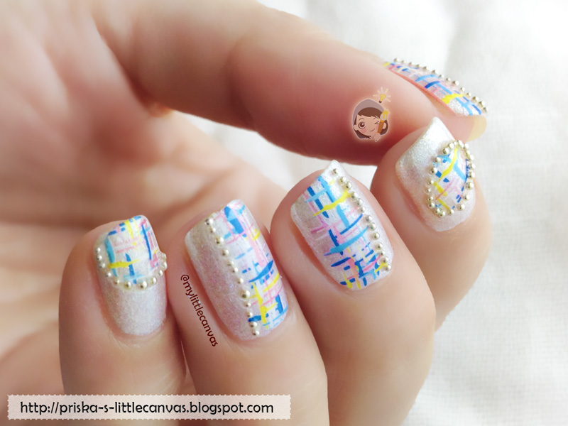 Tweed Water Slide Decals by Bornprettystore.com