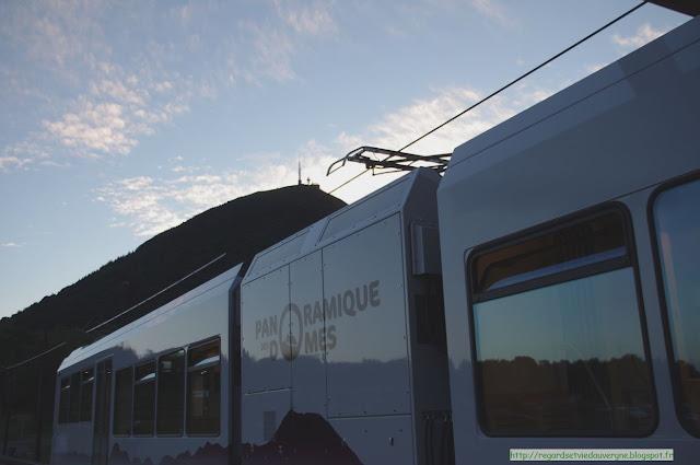 train Panoramique des Dômes