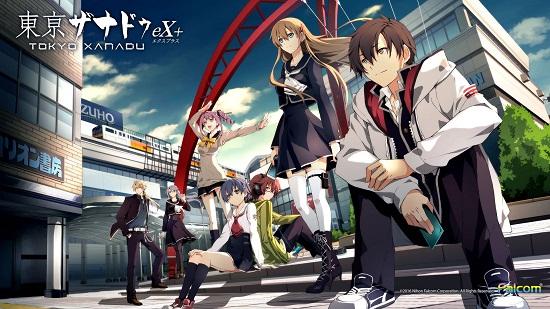 Free Download Tokyo Xanadu eX+ PC Game