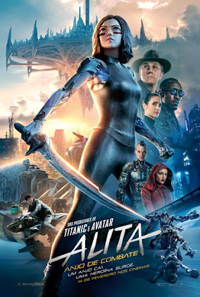 Alita: Battle Angel (2019) Torrent
