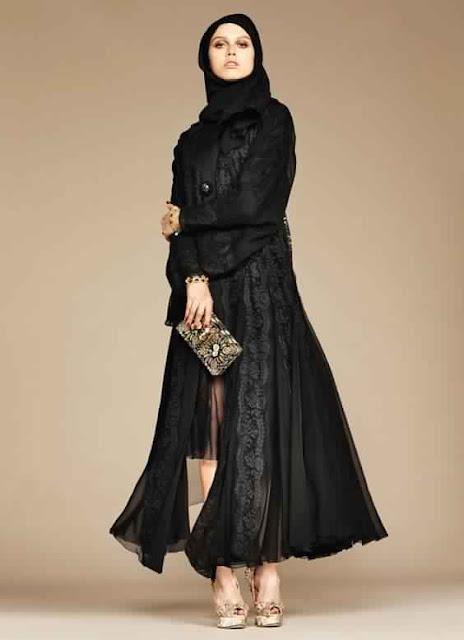 Abaya tendance