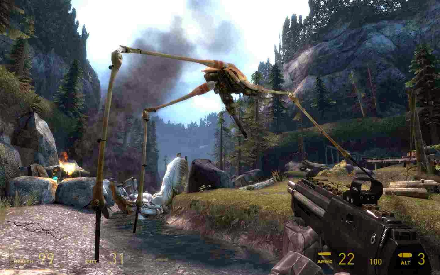 Half-Life 2 System Requirements   pc-android games system requirements