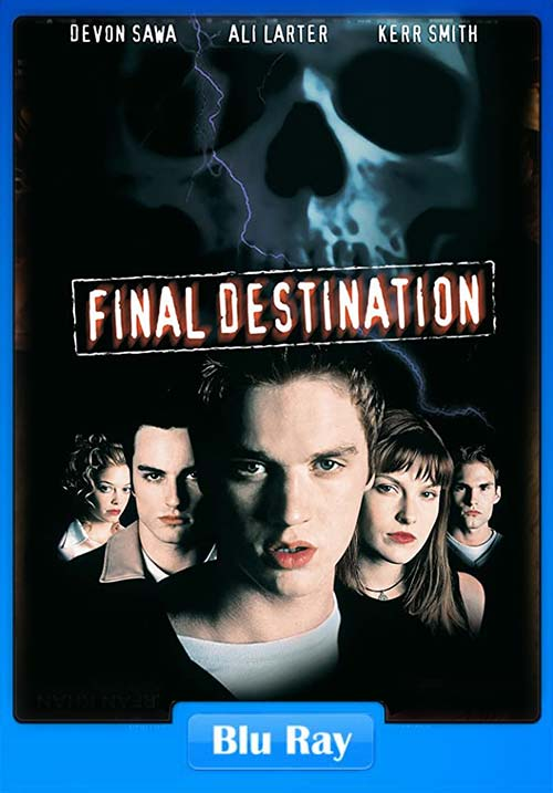 Final Destination 2000 Hindi Tamil English 720p BDRip x264 | 480p 300MB | 100MB HEVC