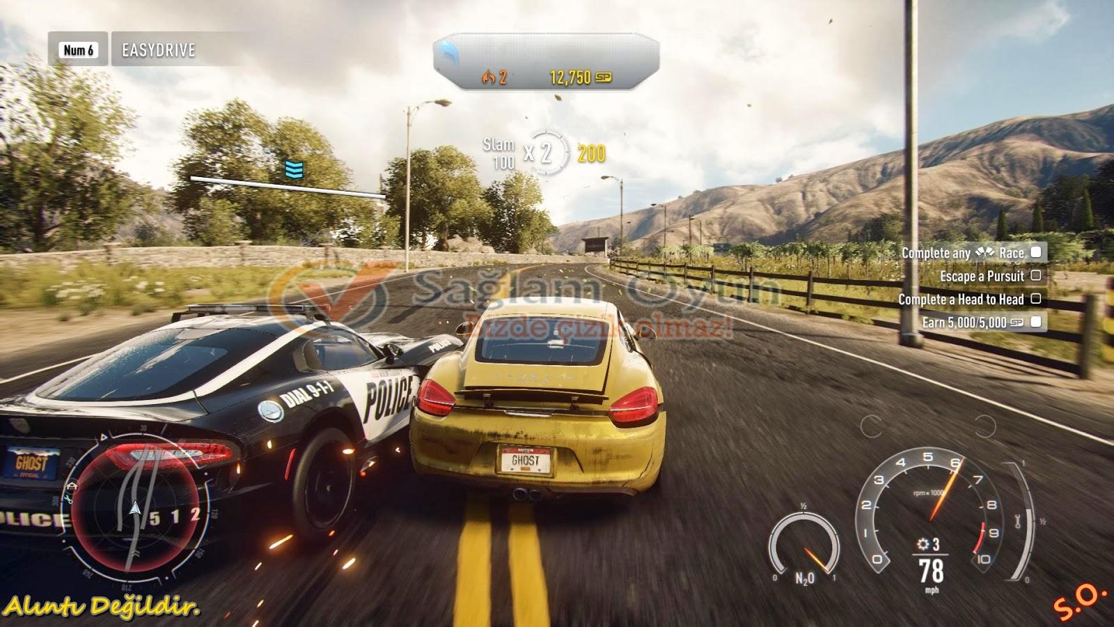 Need For Speed Rivals Reloaded Full Tek Link İndir   Full ...