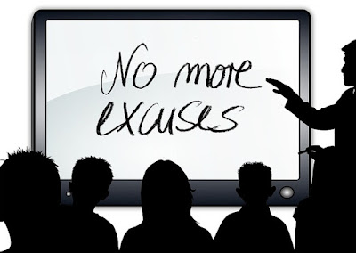 The Secrets To NO MORE EXCUSES