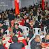 Igreja ADCR realiza culto com mais de 200 casais cristãos