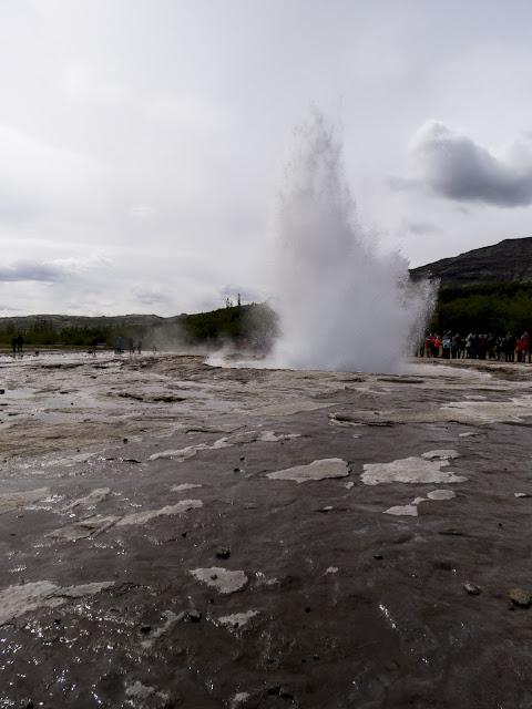 Self-drive around Iceland's Golden Circle: Geysir