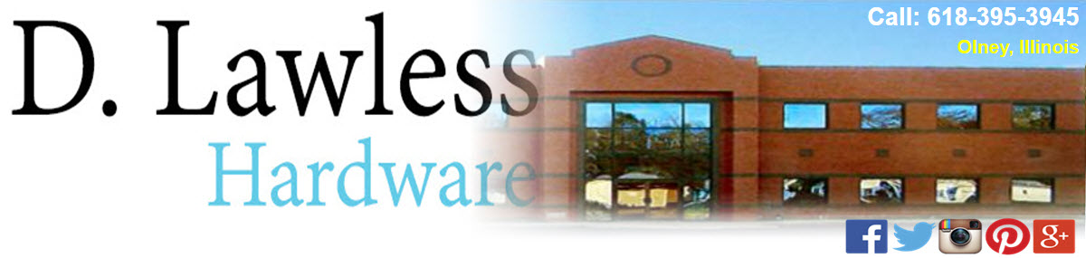 D. Lawless Hardware Main Site