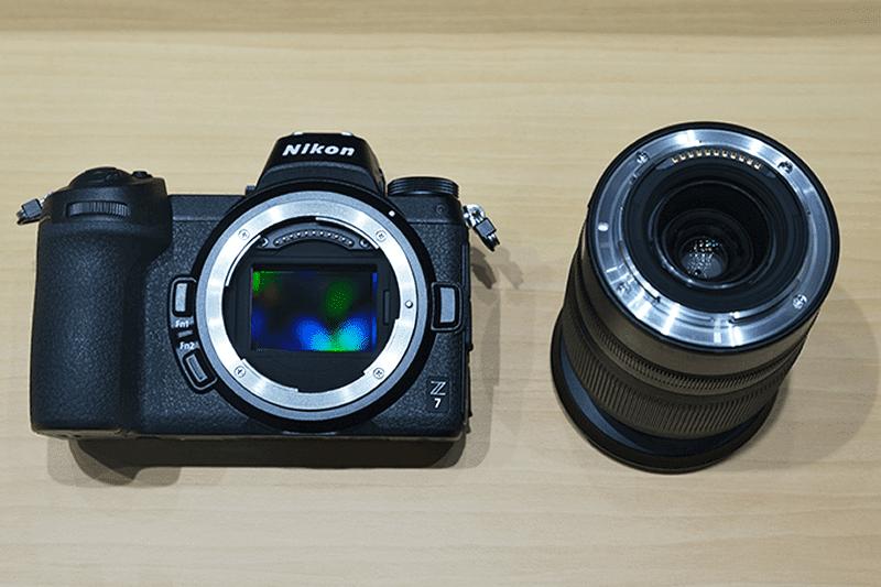 Full-Frame sensor!