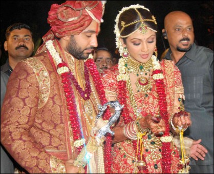 Shilpa's marriage