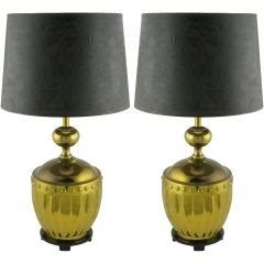 How To Change A Brass Urn Table Lamps Brass Lamp Baldwin Brass