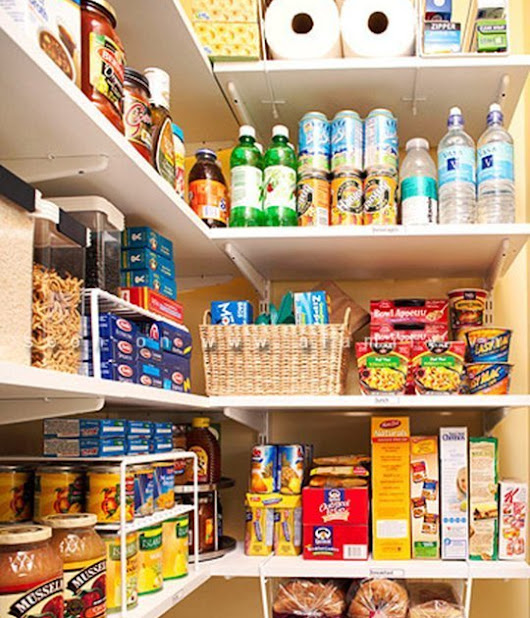 Pantry Staples