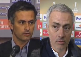 mourinho before after