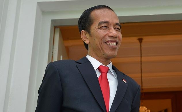 Kata Jokowi: Mana yang Bener? Saya Ini Ndeso, Diktator Apa Otoriter...