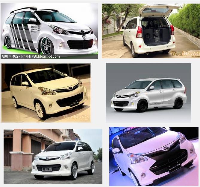 Grand New Avanza Ceper Pengalaman Veloz Pictures Of Xenia Modifikasi Kidskunst Info Gambar Modif Toyota Mobil All