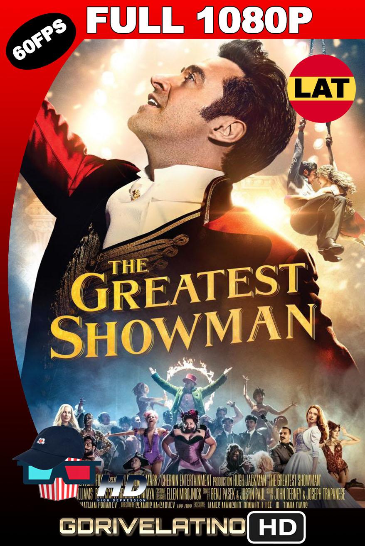 El Gran Showman (2017) BDRip FULL 1080p (60FPS) Latino-Inglés MKV