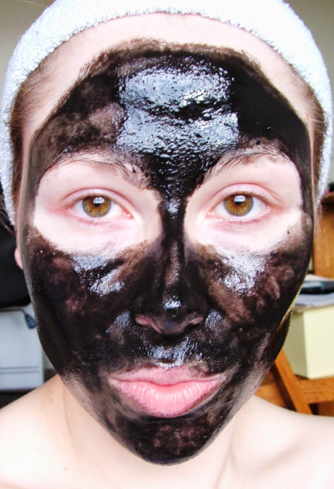 Black Killer Maske