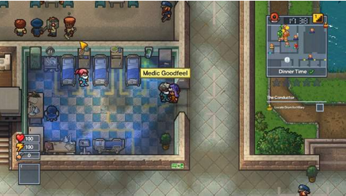 Game The Escapists 2 Free Download For PC Full Version