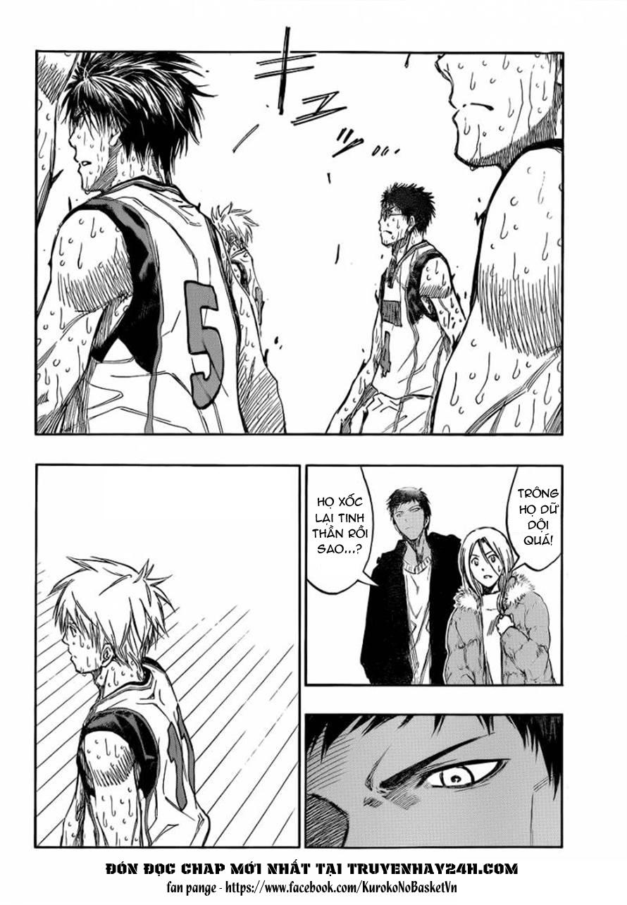Kuroko No Basket chapter 200 trang 6