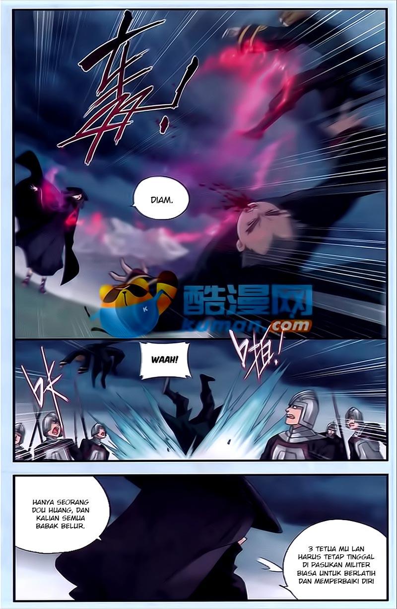 Battle Through the Heavens Chapter 178-33