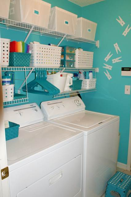 What Best Color To Paint Laundry Room With No Windows 5