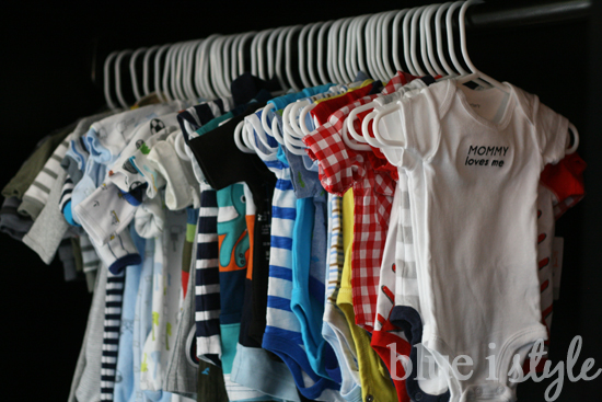 Hang Baby Clothes In Armoire Rather Than Closet