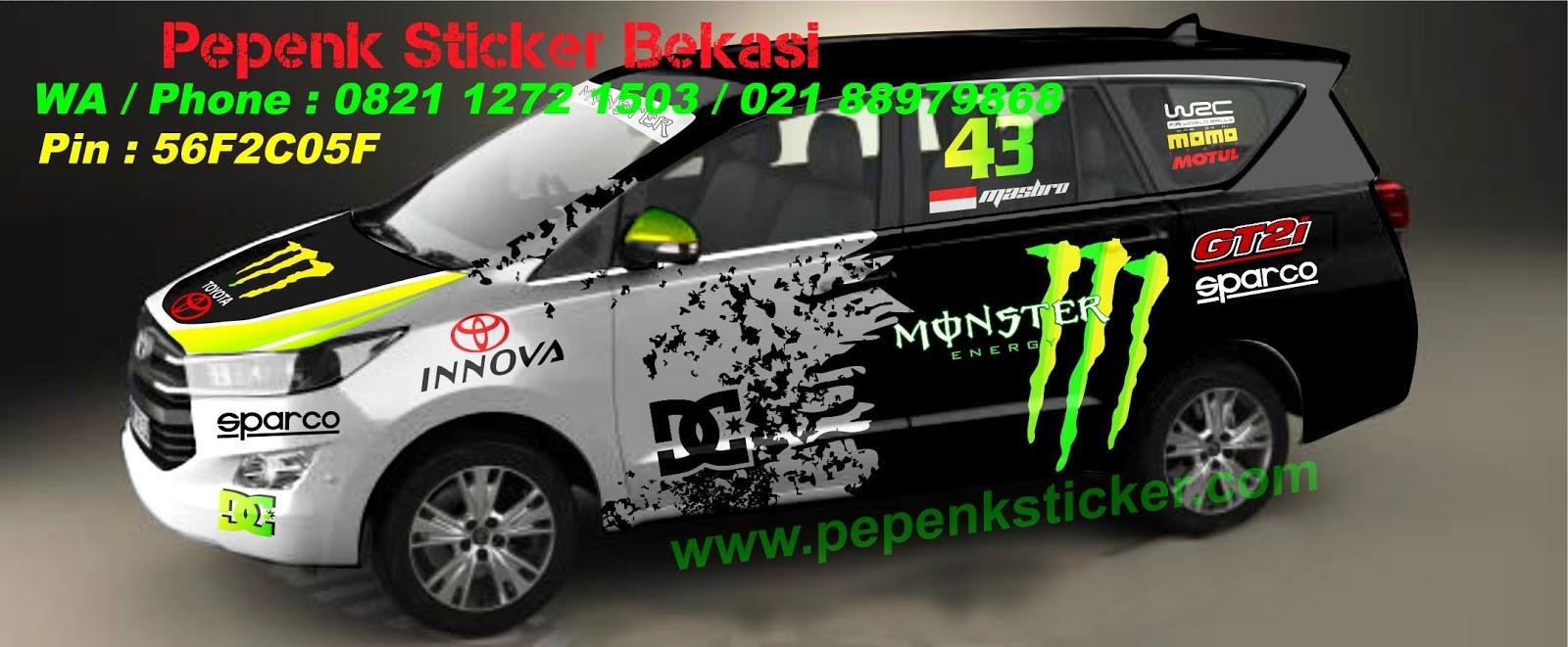 760 Gambar Cutting Sticker Mobil Kijang Terbaru