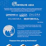 Kelebihan Bisnis Affiliasi Involve Asia