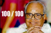 A tribute to the legendary Director K Balachander 100/100 – Special Show