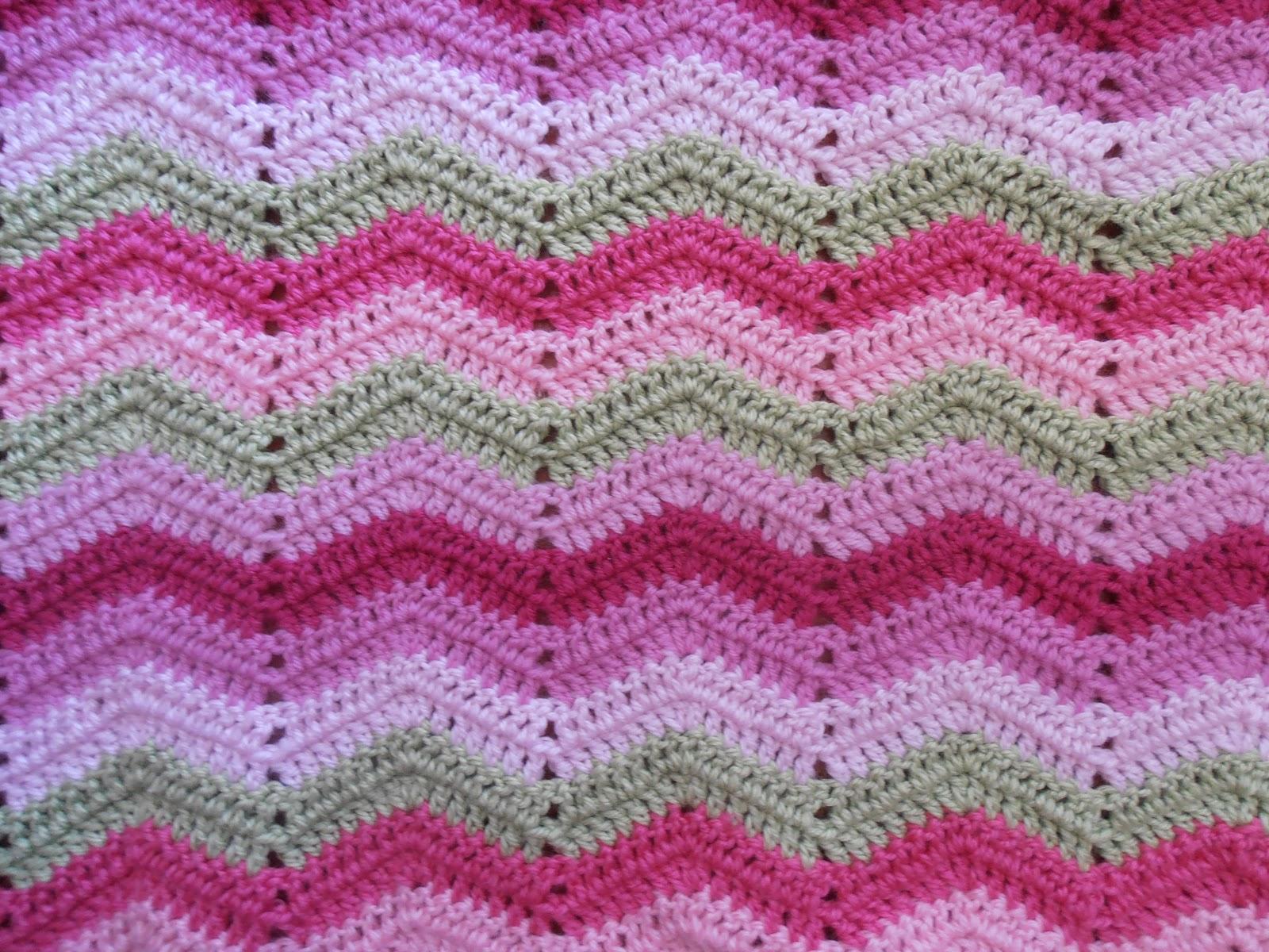 Crochet ripple blanket  :: eatnecsaltge gq