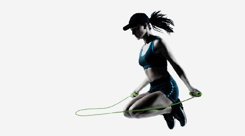 Skipping Rope Untuk Menurunkan Berat Badan