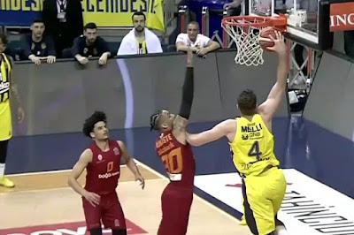 Nicolo Melli - Fenerbahce Beko - Galatasaray Doga Sigorta