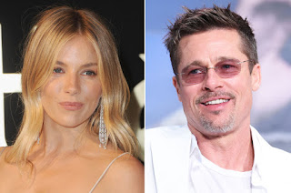 Brad Pitt and Sienna Miller romance rumors heat up