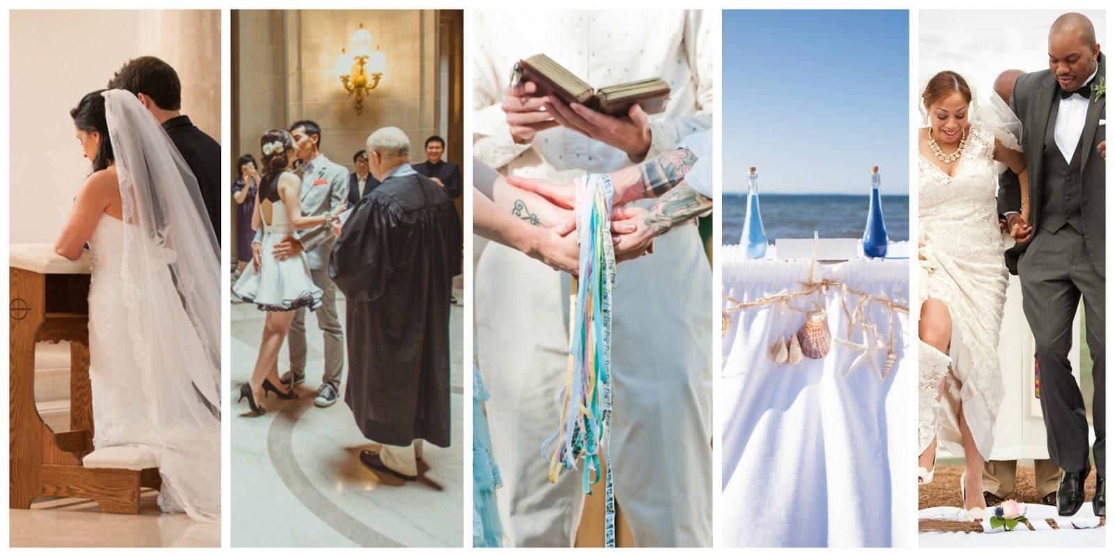 Wedding Advice Ceremony Ideas Unity Sand Church Tying The