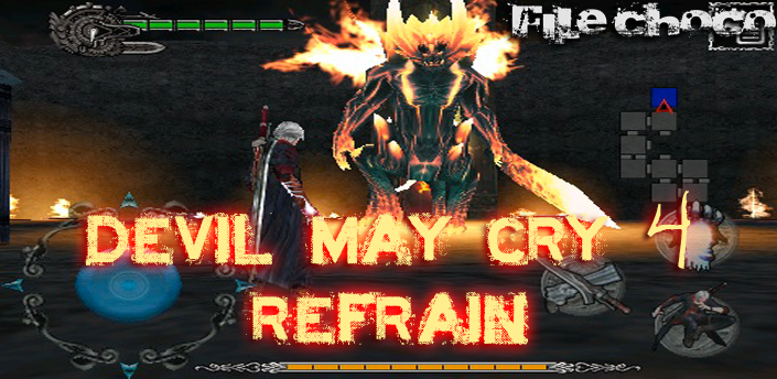 Download Free DEVIL MAY CRY 4 REFRAIN