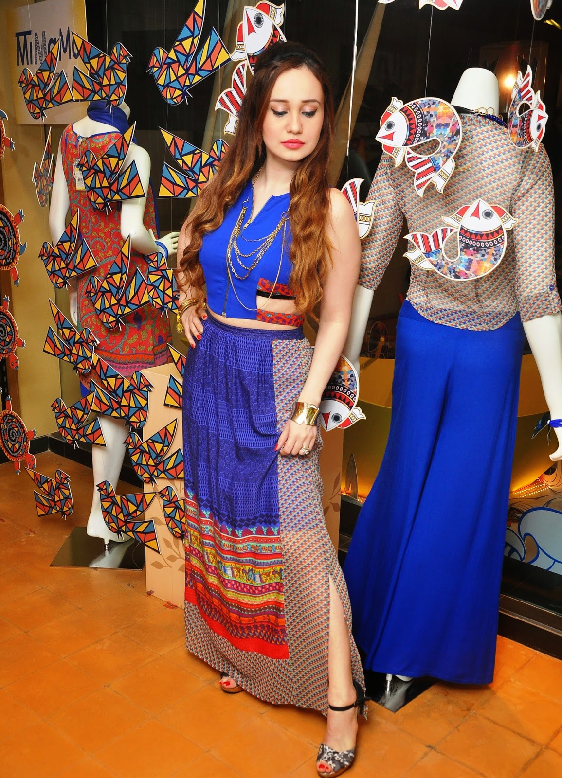 Global Desi MiMaMo Collection 2014