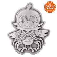 Alfacart Asian Games 2018 Bhin-Bhin Mascot Brooch ANDHIMIND