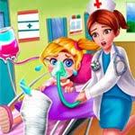لعبة طبيب الإسعاف