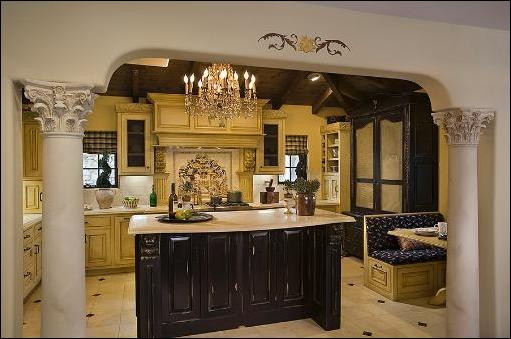 Merveilleux Old World Kitchen Design Ideas