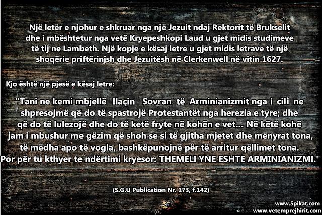 Arminianizmi,