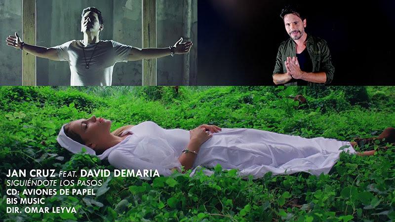 Jan Cruz & David DeMaría - ¨Siguiéndote los pasos¨ - Videoclip - Dirección: Omar Leyva. Portal Del Vídeo Clip Cubano