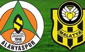 Aytemiz Alanyaspor - Yeni Malatyaspor Canli Maç İzle 04 Kasim 2018