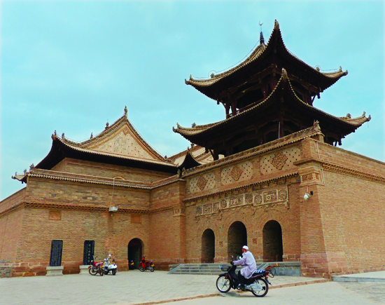 Masjid Agung Tongxin