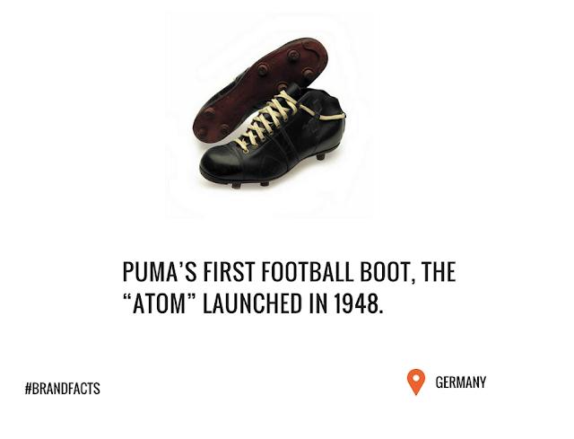 puma first Football boot