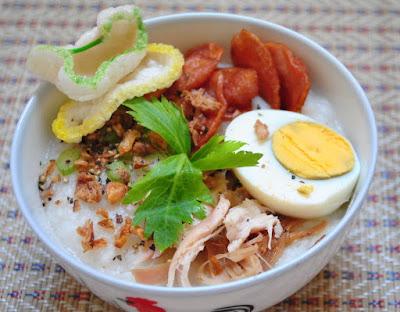 5 Langkah Masak Bubur Nasi Lembut Dan Sedap