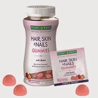 Nature S Bounty Hair Skin And Nails Pregnant