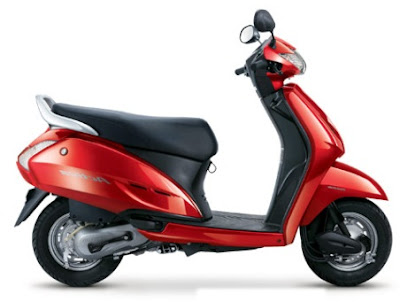 Honda Activa 3G right side side Hd wallpaper