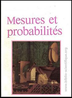 Livre : Mesures et probabilités PDF