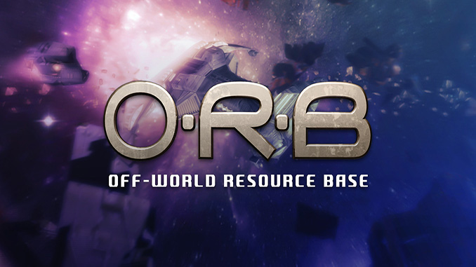 O.R.B.: Off-World Resource Base Image