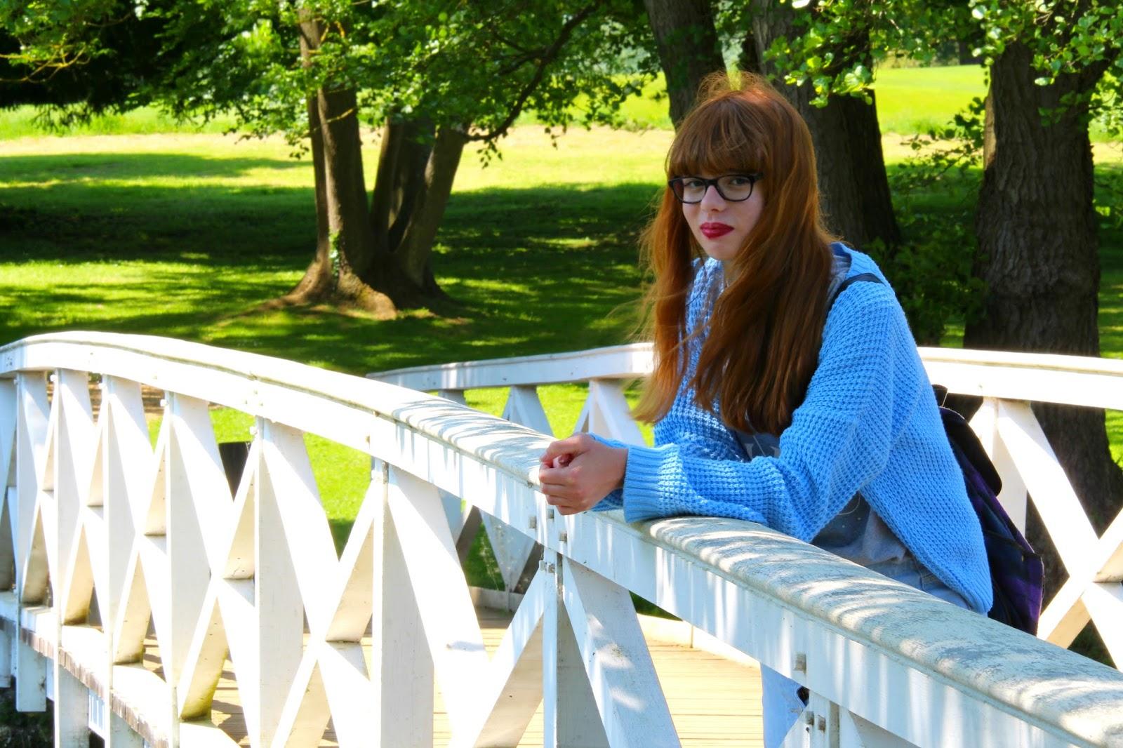 NASA tee top Topshop Primark fashion blogger